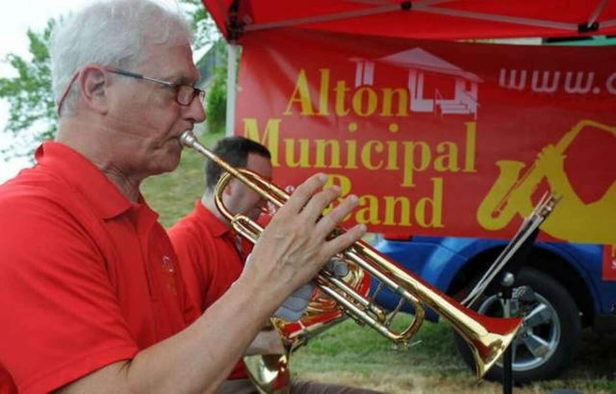 The Alton Municipal Band Free Concerts in the Park continue at 8 p.m. Thursday, July 1, at the Riverview Park Gazebo on Park Avenue in Alton. Thursday's event features a brass quintet.