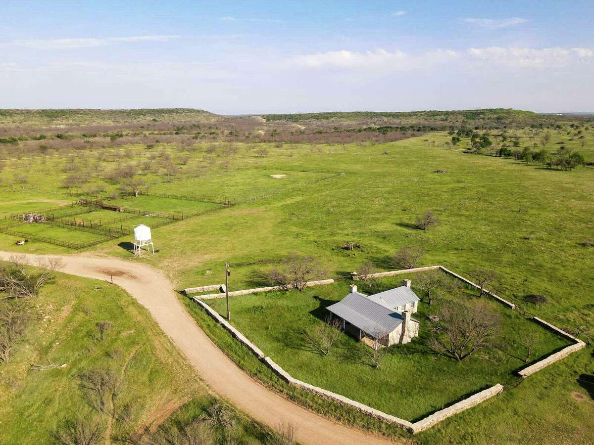 Tecumseh Ranch in Throckmorton County, northwest of Fort Worth, features more than 9,300 acres of storied land.