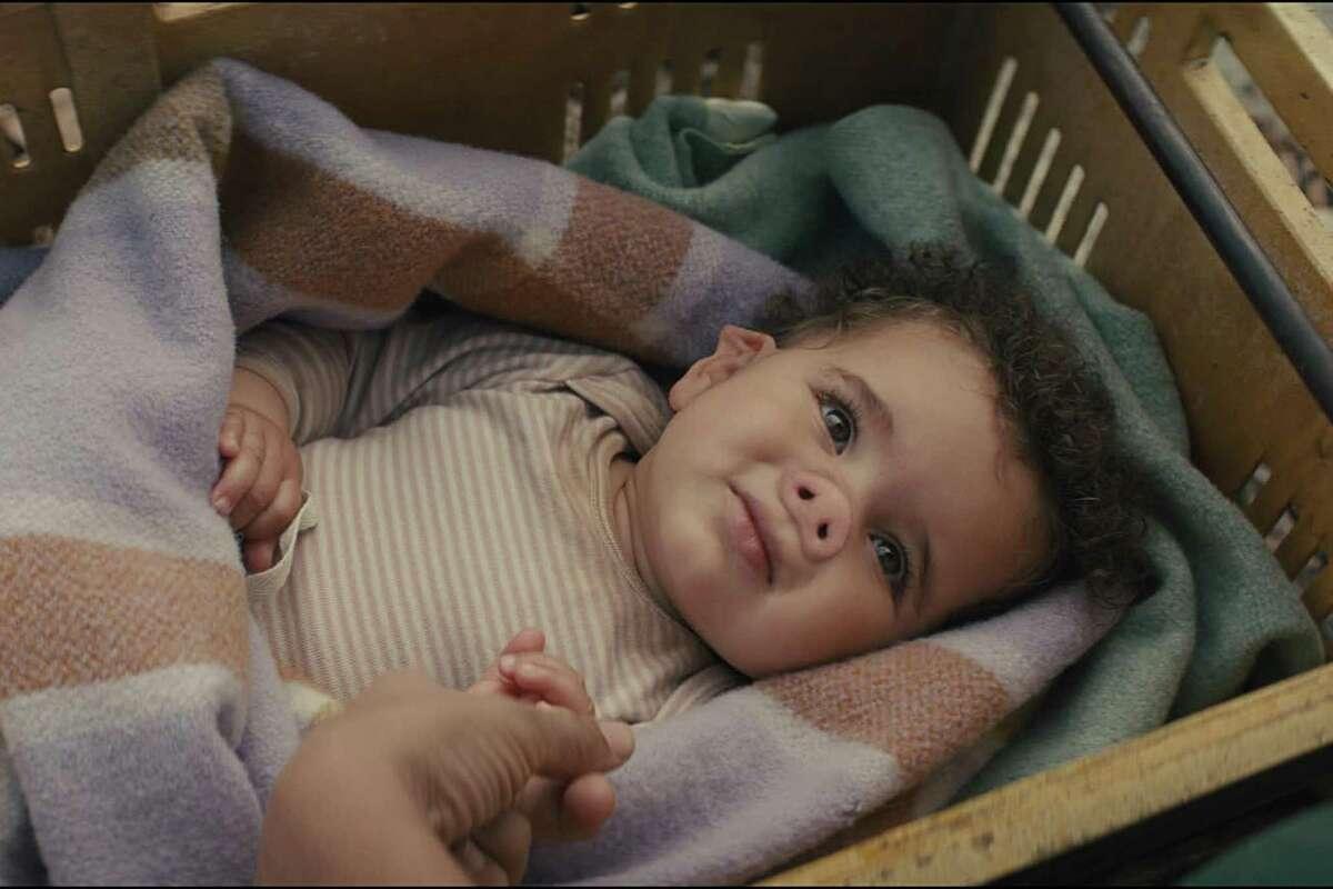 "An image from the Netflix series ""Sweet Tooth."" (Netflix/TNS)"