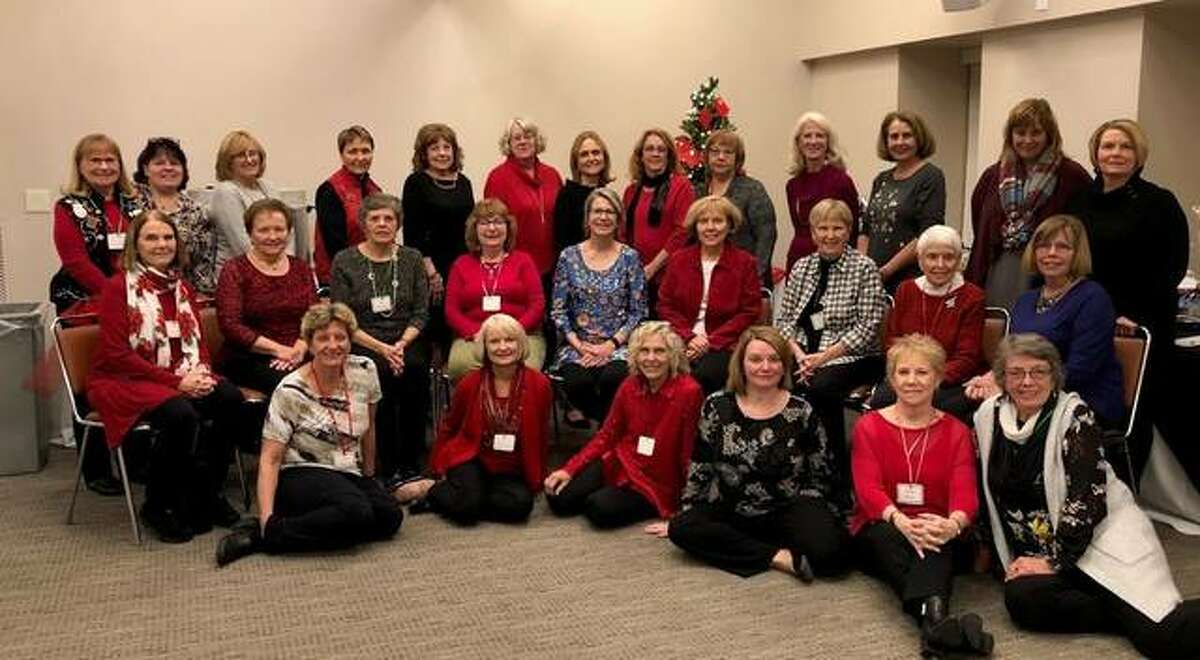 The last time members of Alpha Nu were able to gather in a large group was during its 2019 Christmas Dinner.