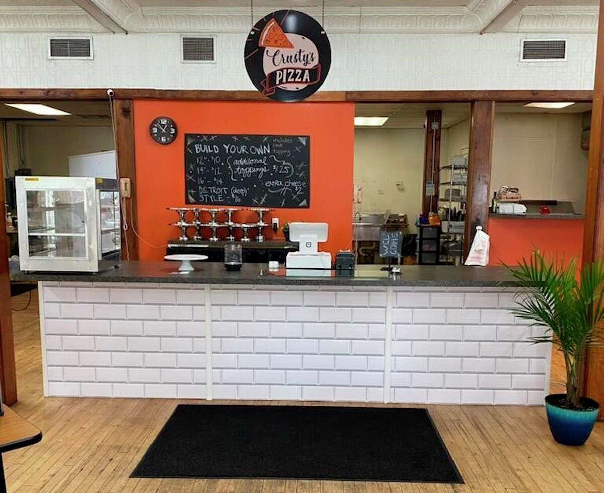 Crusty's Pizza, a new business in Remus, will be partnering with The Wave Shack to bring customers freshly made pizzas, breadsticks, salads, and flavored shaved ice deserts for the hot summer days. The business is currently set to open on Friday, June 2 at 11 a.m.