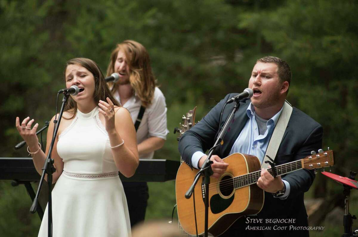 Awesome Distraction will perform at 7 p.m. on July 7 atthe Amphitheater in Ludington State Park as part of theFriends of Ludington State Park's2021 Summer Music & Adventure Programs. (Courtesy photo/Steve Begnoche)