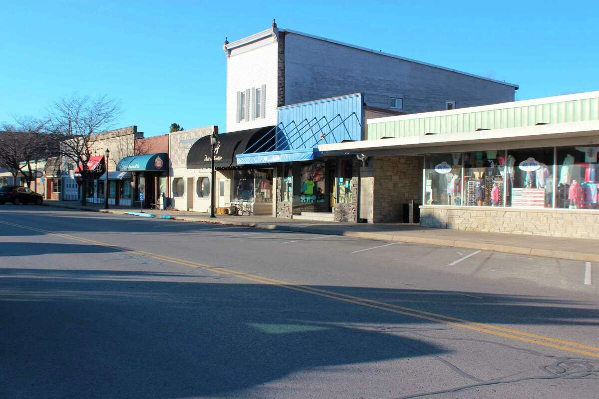 The Benzie Shores District Library and the Benzie Area Historical Society have teamed up to create a self-guided walking tour of the historic downtown Frankfort area. (File Photo)