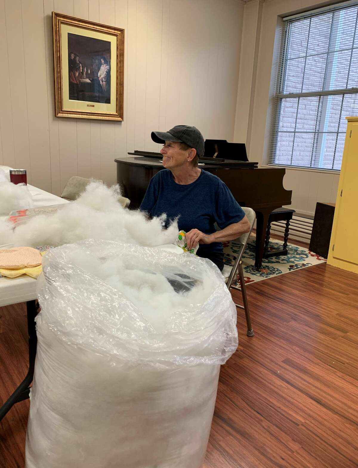 """Dedicated to serving the community and """"loving your neighbor,"""" 75 volunteers participated in First United Methodist Church's (FUMC) ninth annual Operation: Serve on Saturday."""