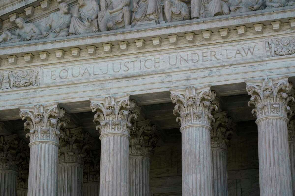 The U.S. Supreme Court is seen on Capitol Hill in Washington. With a more right-leaning Supreme Court, law professor Larry Levine is concerned about the ramifications this may have on LGBTQ-related laws.