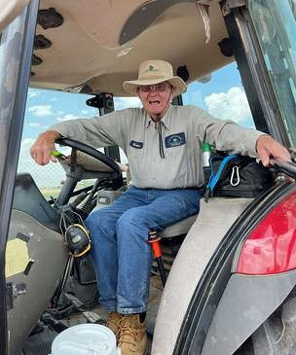 Robert Harmel, Landfill Spotter, is scheduled to retire from the City of Plainview on Wednesday. Harmel served the City for more than 26 years as a Heavy Equipment Operator and Landfill Spotter. Thank you for your service and best wishes!