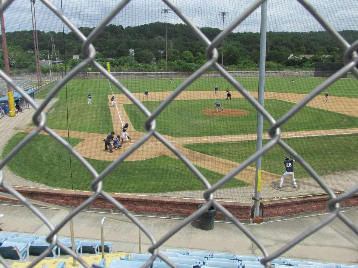 American Legion Baseball is back at Fuessenich Park after a COVID shutdown last summer.