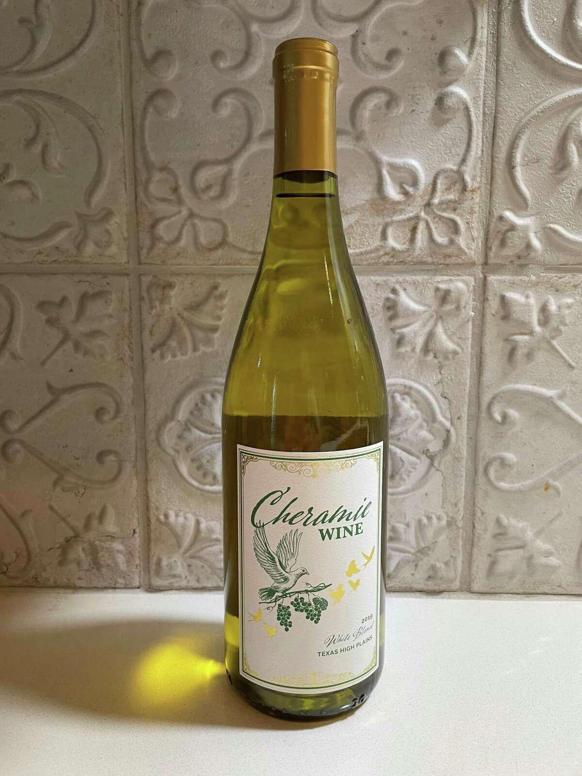2019 Cheramie White Wine Blend