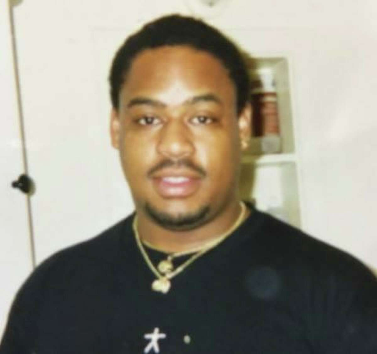 Sean Moore, 42, was shot and seriously wounded by a San Francisco police officer in front of his home in the Ocean View neighborhood. The San Francisco Board of Supervisors is now considering a $3.25 million legal settlement for Moore's family.
