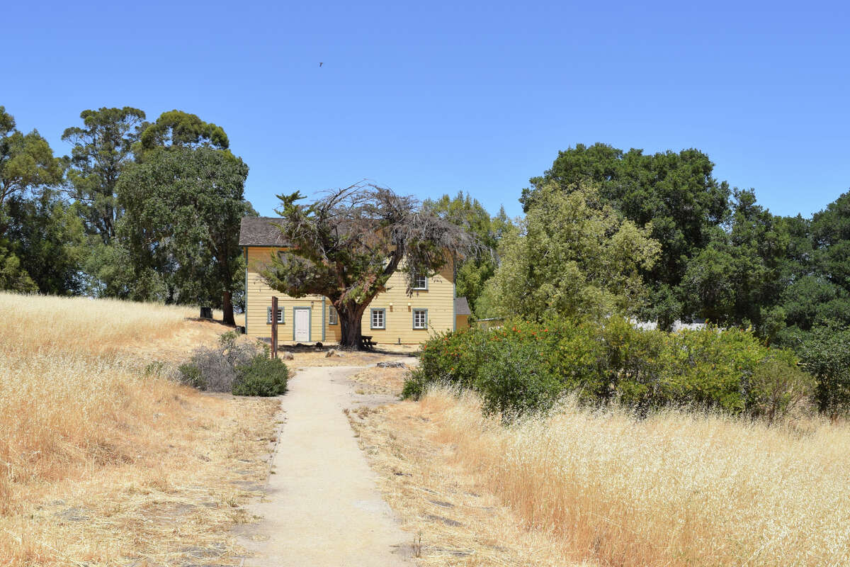 Olompali State Historic Park in Marin County is home to both great hikes and thousands of years of history.