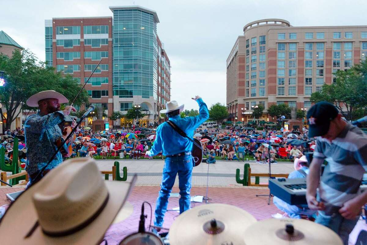 The Town Square Tribute to George Strait featuring Derek Spence is scheduled for 7:30-9:30 p.m. Saturday, Aug. 28, at Sugar Land Town Square, at Highway 6 and U.S. Highway 59. Sponsored by Sewell Audi Sugar Land. Having spent time at the Grand Ole Opry, Derek Spence shared the stage with folks including Shania Twain, Diamond Rio, Kenny Rogers, Trisha Yearwood, and Restless Heart. For more information go to www.sugarlandtownsquare.com.
