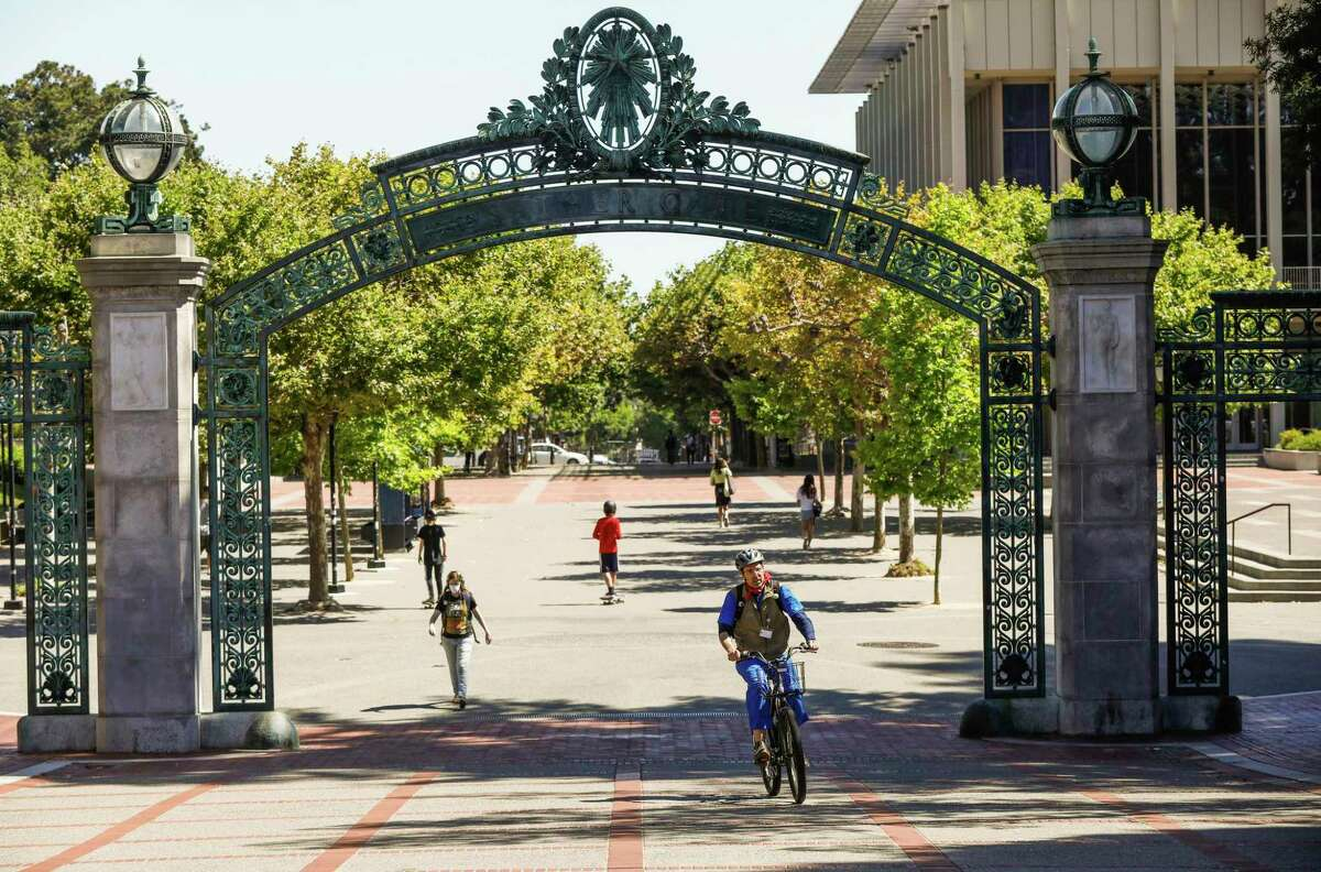 Enrollment for non- California residents will be reduced to 18% of the student body over the next five years at UC Berkeley.