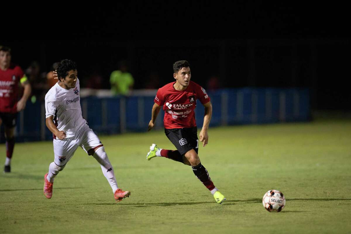 Riccardo Turcis and the Laredo Heat SC host the Katy 1895 FC at 8 p.m. Wednesday at the TAMIU Soccer Complex.