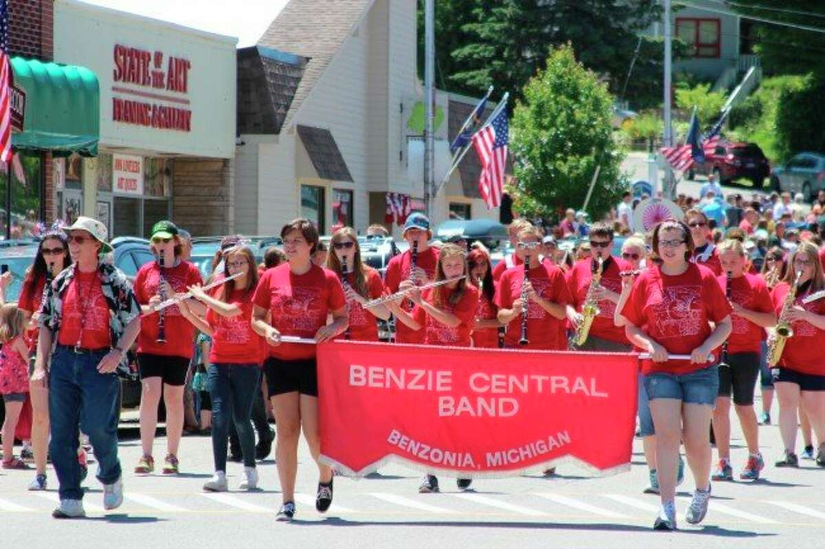 The Village of Beulah will be hosting a Fourth of July Parade. (File Photo)