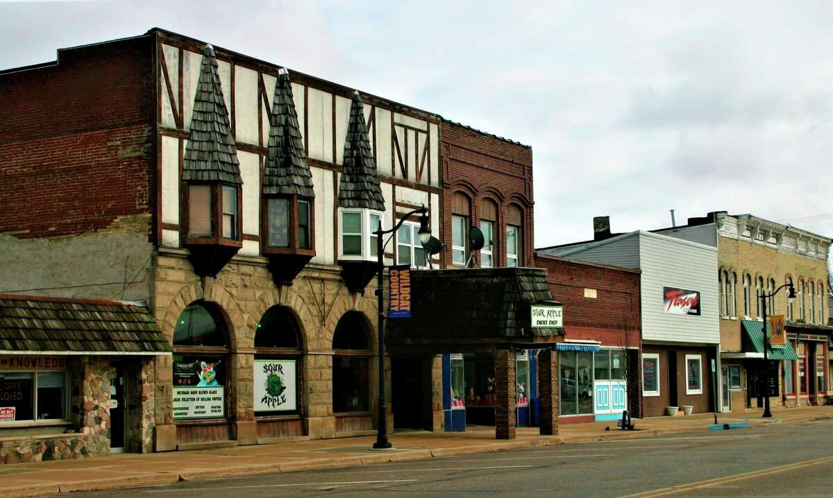 The Evart DDA will be working with the MSU School of Design, Planning and Construction to develop a vision for the Evart downtown district incorporating a walkable, pedestrian friendly environment. (Herald Review file photo)
