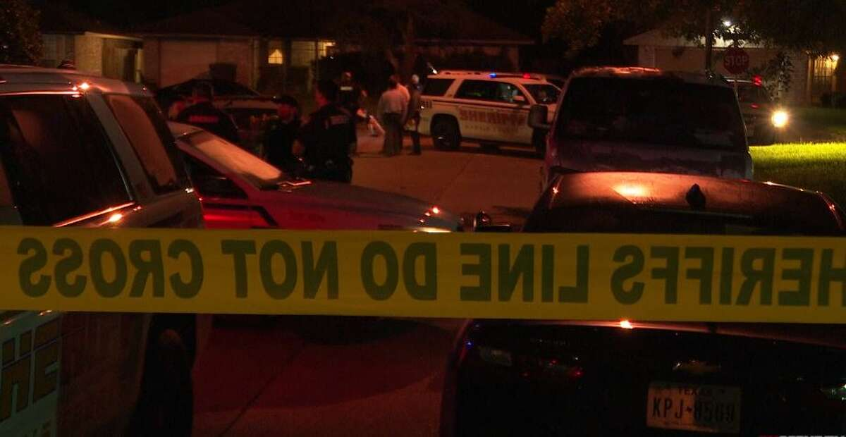 Authorities investigating a home invasion fatal shooting on Tuesday night in Harris County. The homeowner shot and killed the alleged intruder.