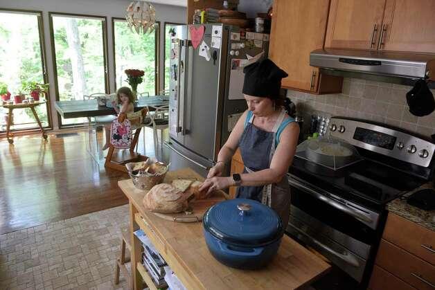 Location: Brookfield  Owner: Barbara Nicolini  Specialty: Sourdough bread, crostata, focaccia  Facebook | Instagram     Photo: H John Voorhees III / Hearst Connecticut Media / The News-Times