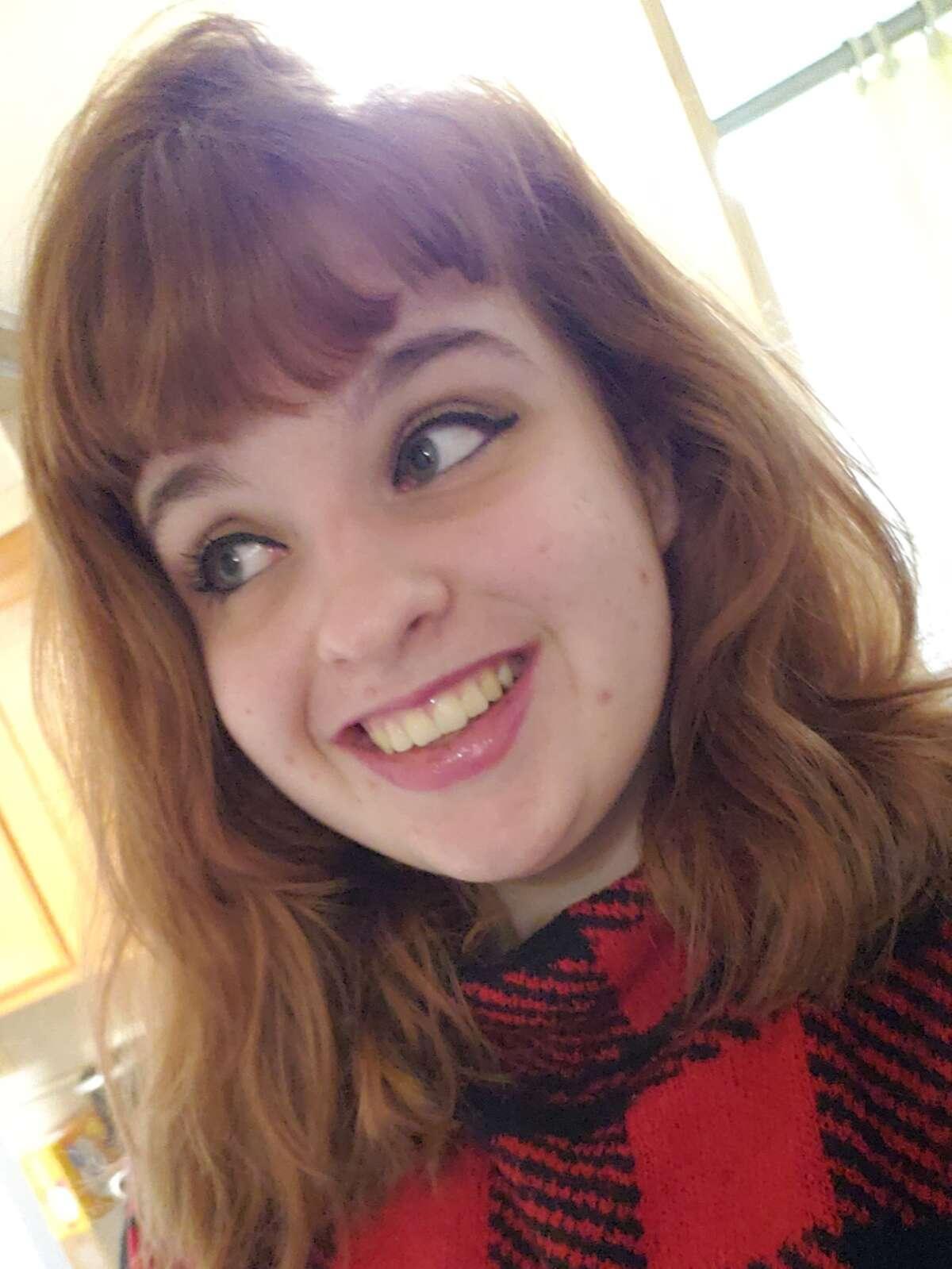 Samantha Zimmerman, managing editor of the project
