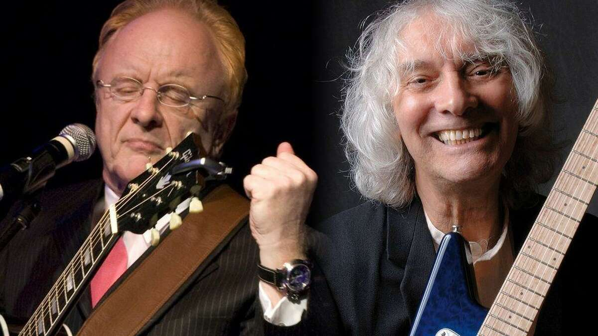 Peter Asher & Company are set to perform at the Katharine Hepburn Cultural Arts Center in Old Saybrook on July 23-24. The performances will feature musicians Peter Asher, Albert Lee, Kate Taylor, and Leland Sklar.