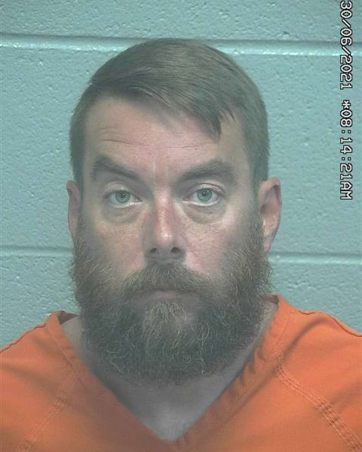 MPD Sergeant Jeremy Swilling was arrested Tuesday, June 29, on a retaliation charge.