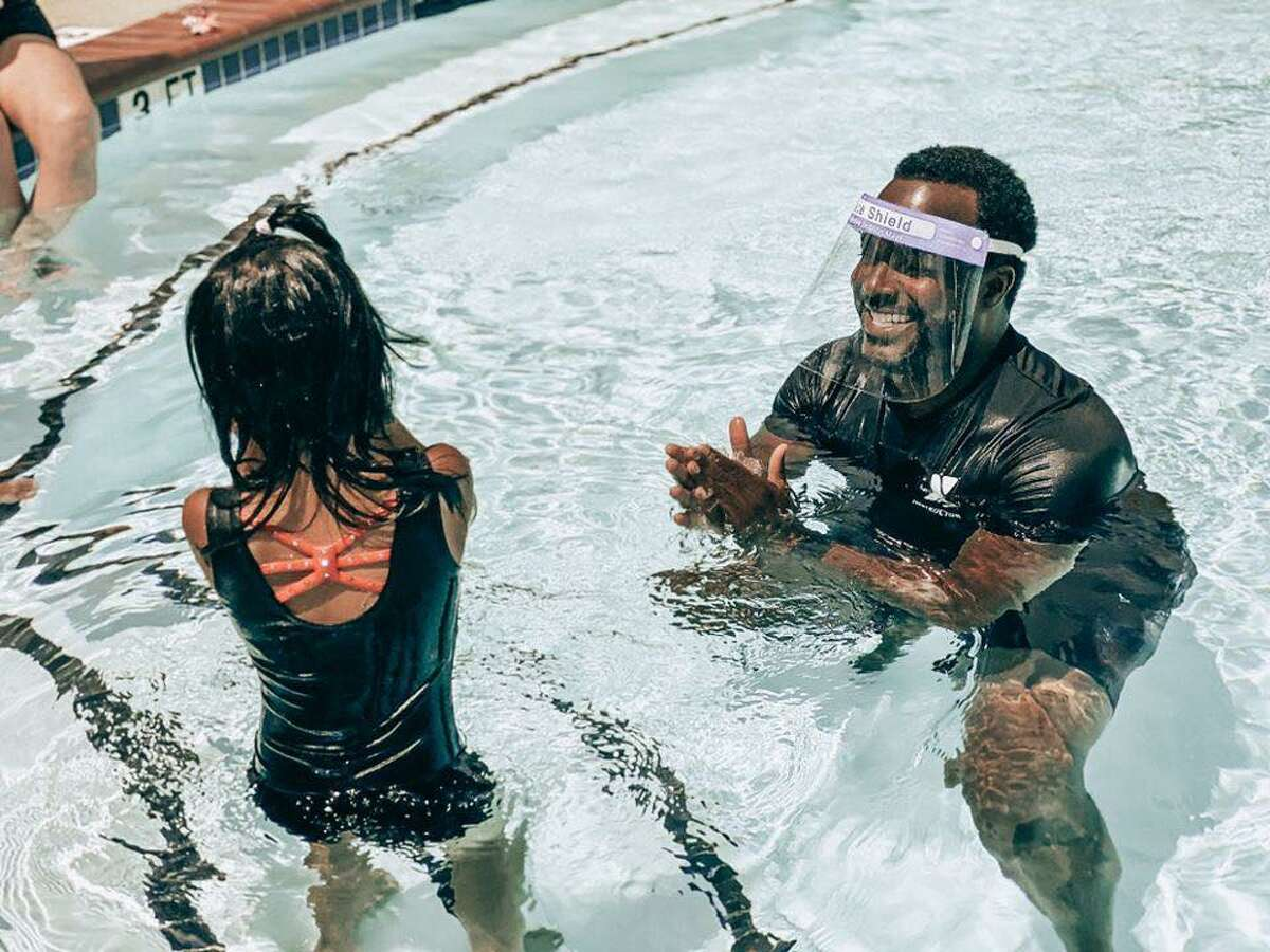 The D. Bradley McWilliams YMCA,is offering water safety and swimming lessons for all ages along with other locations in the greater Houston area.