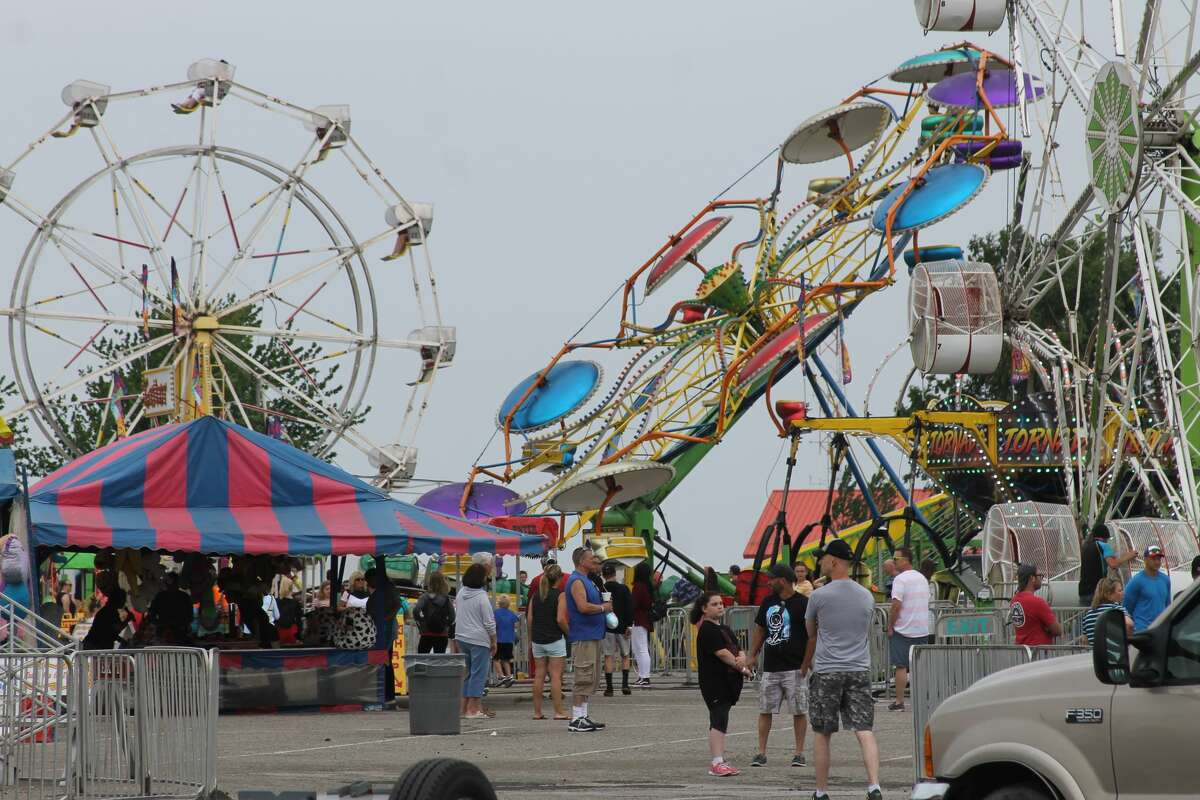 The Anderson Midway Carnival will be held at Douglas Park from noon to dusk July 1-4. (File photo)