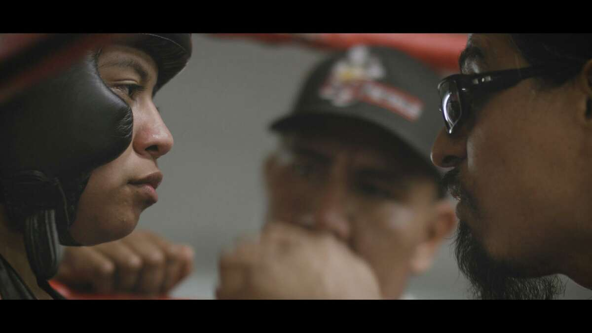 """""""Fearless,"""" a documentary about a boxing gym in Conroe, will be screened as part of CineFestival."""