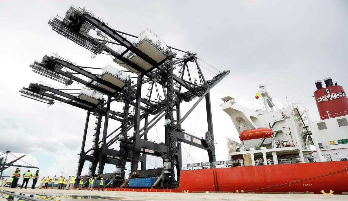 Alan Robb, president, South Atlantic and Gulf Coast District, ILA, will speak to the Greater Houston Port Bureau.