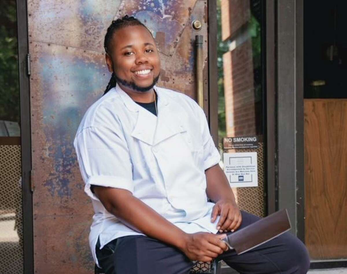 Kaius Austin owns the personal chef business The Chef Kaius Xperience.