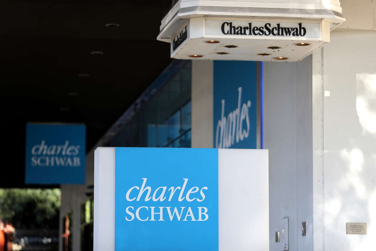 File photo of the Charles Schwab office in San Francisco.
