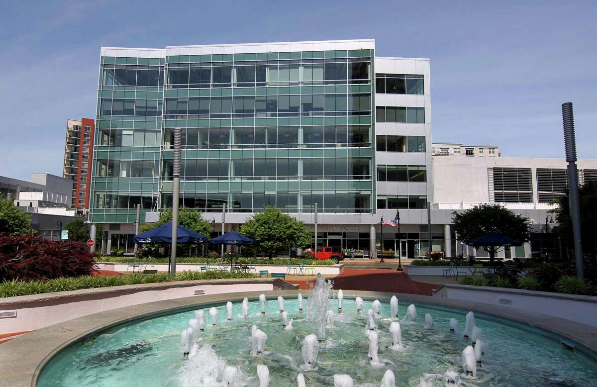 The Stamford, Conn. office building chosen by manufacturer ITT as its future headquarters. The U.S. economy added 19,000 manufacturing jobs in June 2021, according to ADP estimates, less than 3 percent of total hiring for the month.