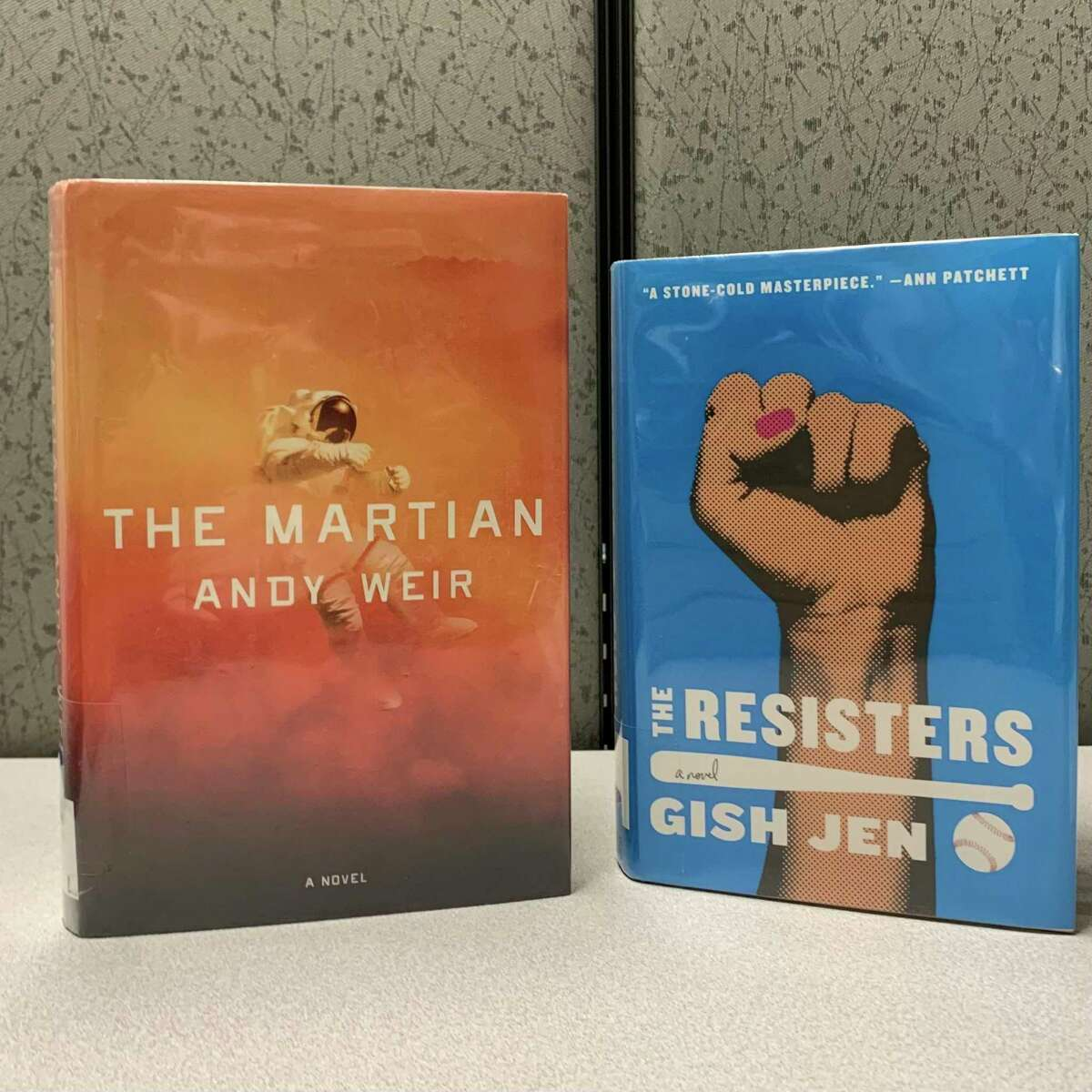 """""""The Resisters"""" by Gish Jen is set in the hopefully distant future. America is ruled by the Internet and there are two groups of people. A baby with a special ability is born to parents in the lesser group and she attracts notice for the Olympics. Can her parents help her maintain the values she was raised with while fighting the bureaucracy? (Courtesy photo)"""