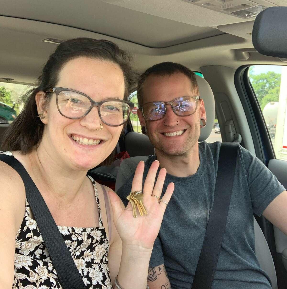 After a long, unsuccessful home search in Kingston, in part because of student debt that made the mortgage application process difficult, Elizabeth and Zac Carey began house hunting in the Capital region, where the millennial couple closed on a house in late June.