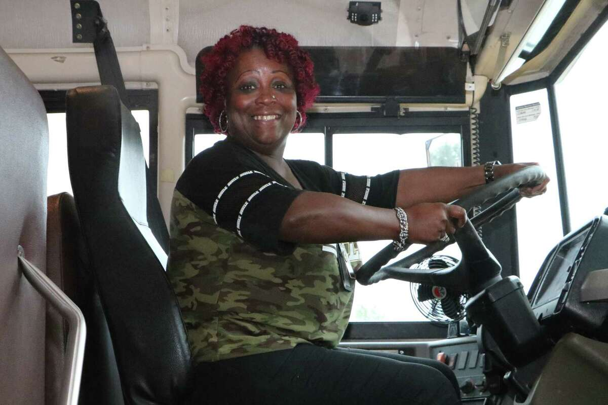 """Interested applicants can learn more about bus-driving careers during the """"Ride & Drive"""" job fair July 14 at Pearland Independent School District Stadium. Call 281-485-3562 for details."""
