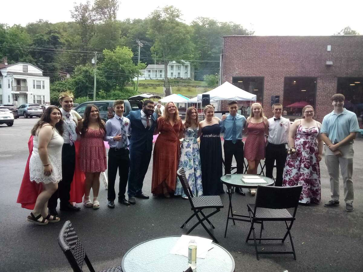 Winsted's 2021 Laurel Festival Queen and King contest was held at Little Red Barn Brewers on Lake Street.