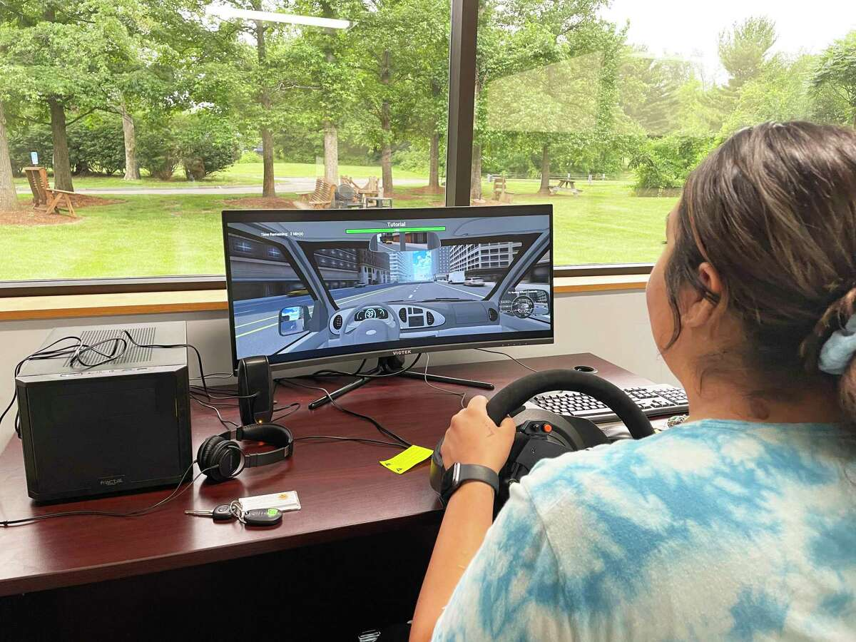 MARC Community Resources of Middletown was awarded a grant from Workers Compensation Trust, which will be used to purchase a virtual driving simulator from Virtual Driver Interactive.