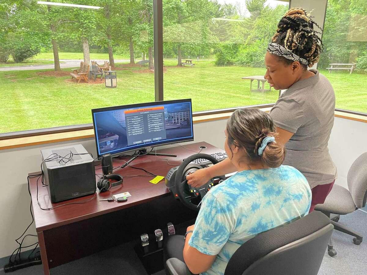 MARC Community Resources of Middletown was awarded a grant from Workers' Compensation Trust, which will be used to purchase a virtual driving simulator from Virtual Driver Interactive.