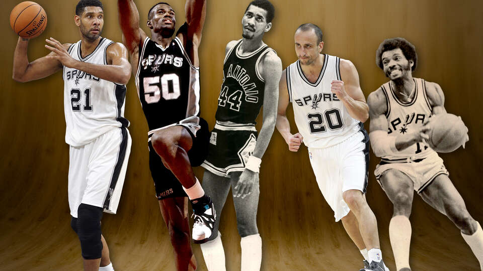 Your chance to build the ultimate Spurs dream team