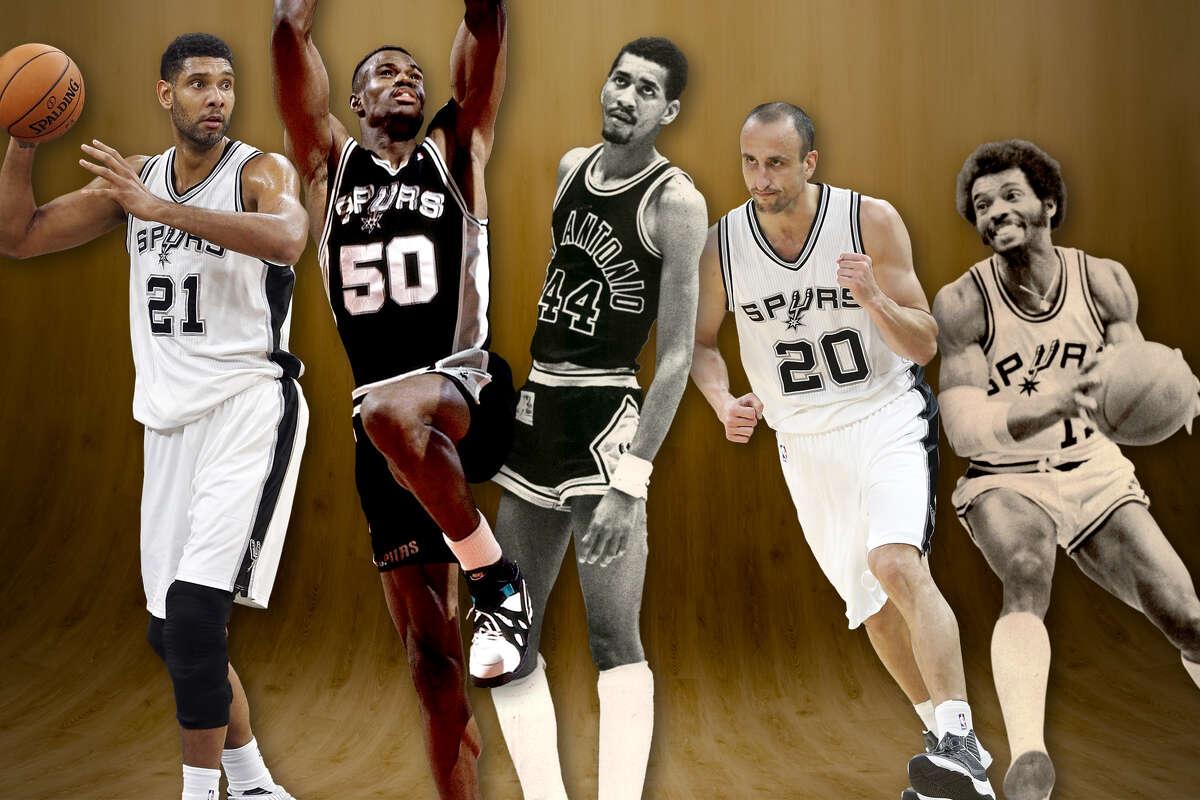 Build the ultimate Spurs dream team