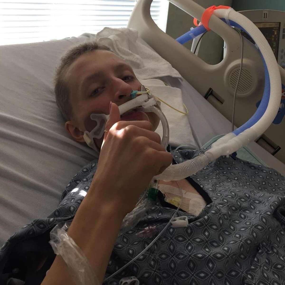 Yeva Klingbiel was diagnosed with cancer in November 2019.