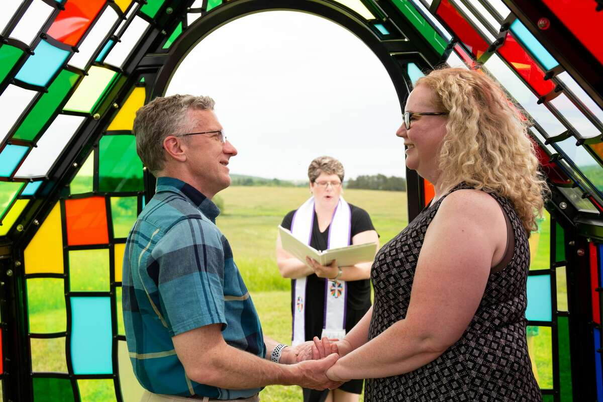 """Were you Seen at the Beekman 1802 """"Let Love Bloom"""" Wedding Marathon at the Beekman 1802 Farm in Sharon Springs on June 26-27, 2021?"""