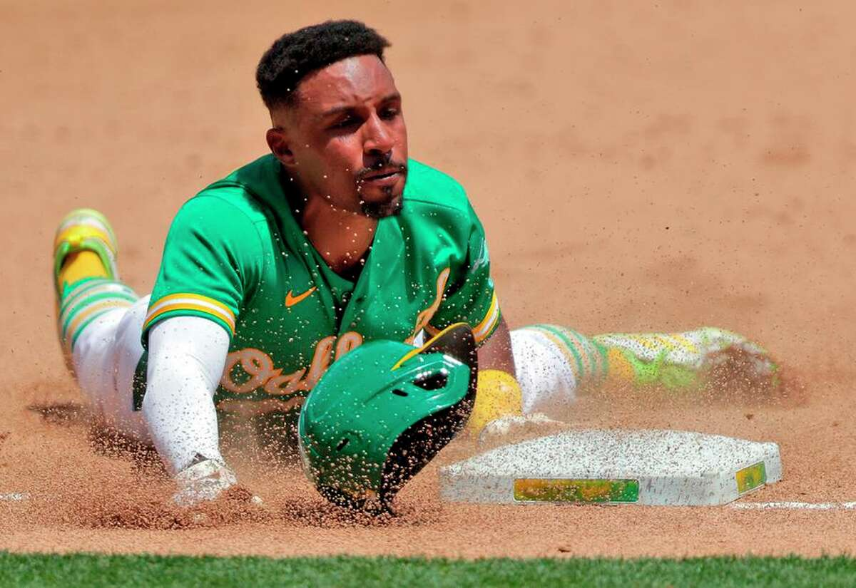 Tony Kemp and the A's host the Rangers at 6:30 p.m. Wednesday (NBCSCA/960).