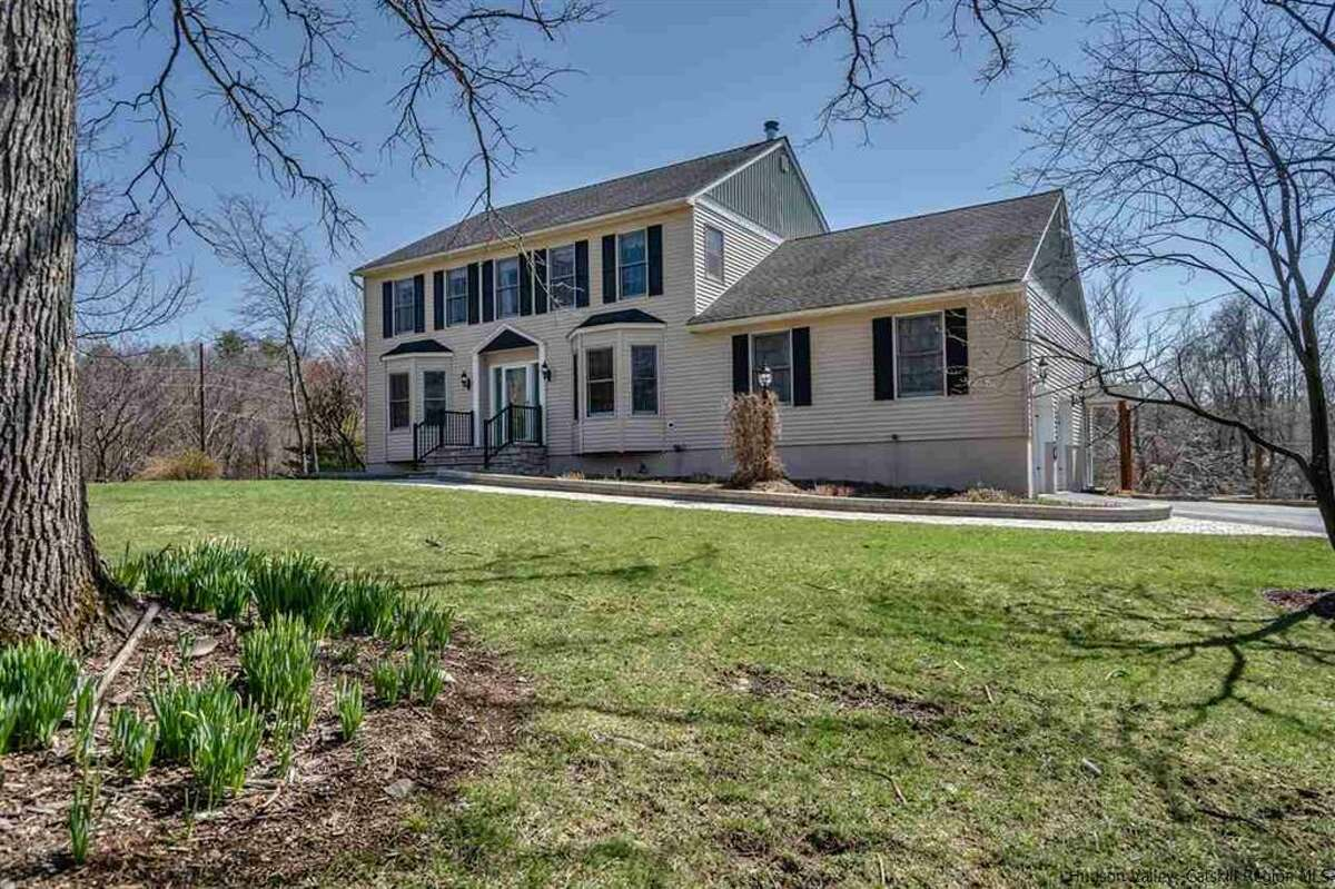 This 3-bedroom Kingston home that a millennial client of Laurel Sweeney's recently bought in Ulster County sold for $610,000, nearly $60,000 over ask, with a traditional mortgage from a local lender.