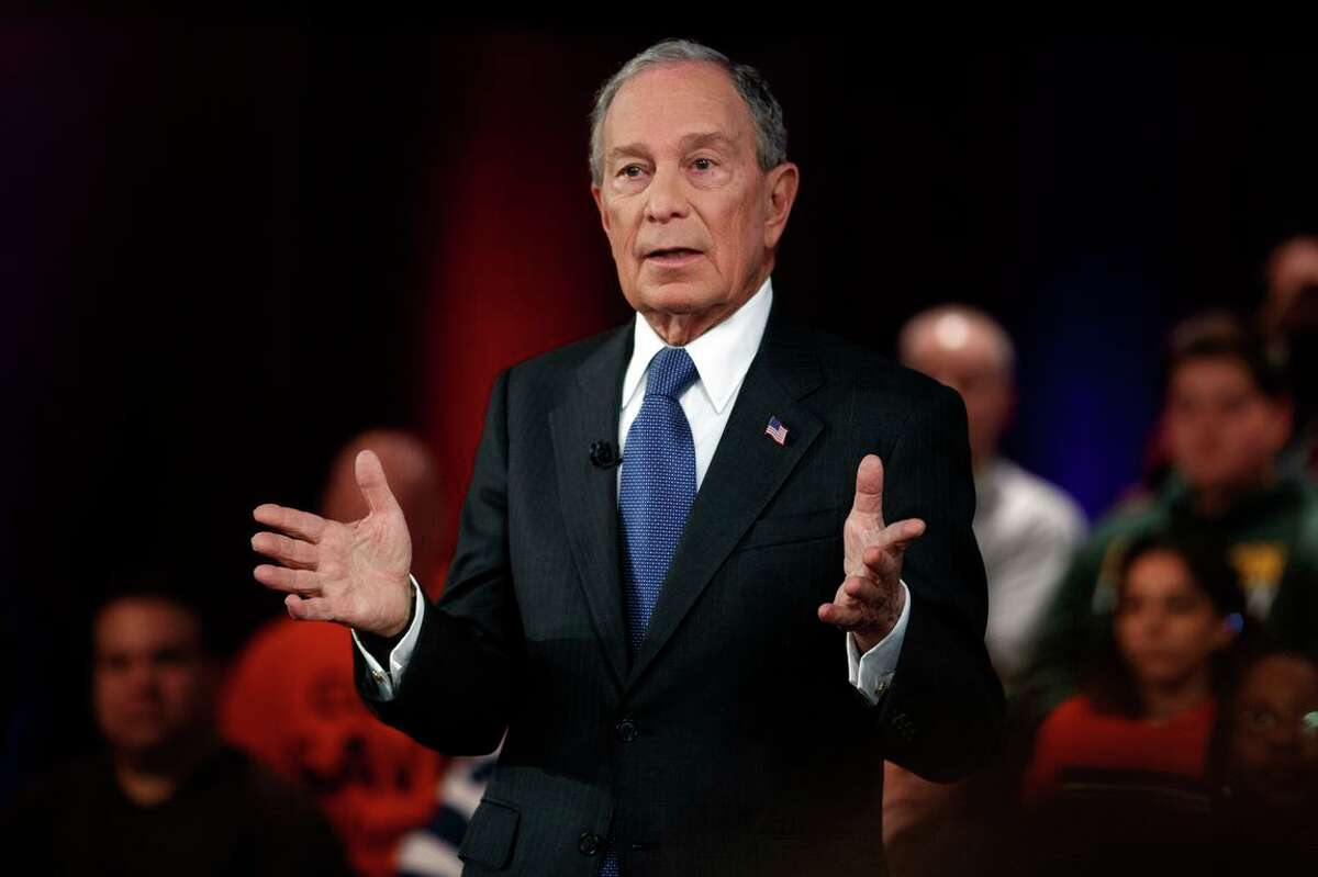 """Former New York City Mayor Mike Bloomberg has granted the city of San Francisco funds to create an """"innovation team"""" through his Bloomberg Philantrophies."""