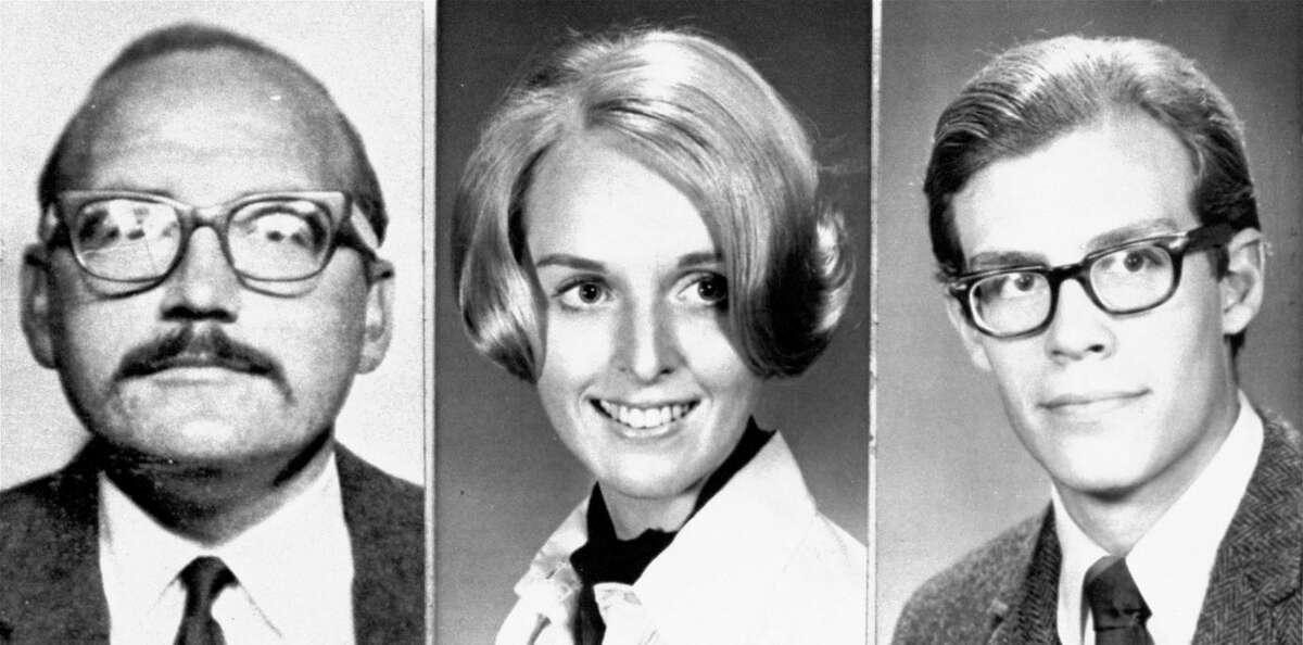 """These are three victims of the killer who called himself """"Zodiac."""""""