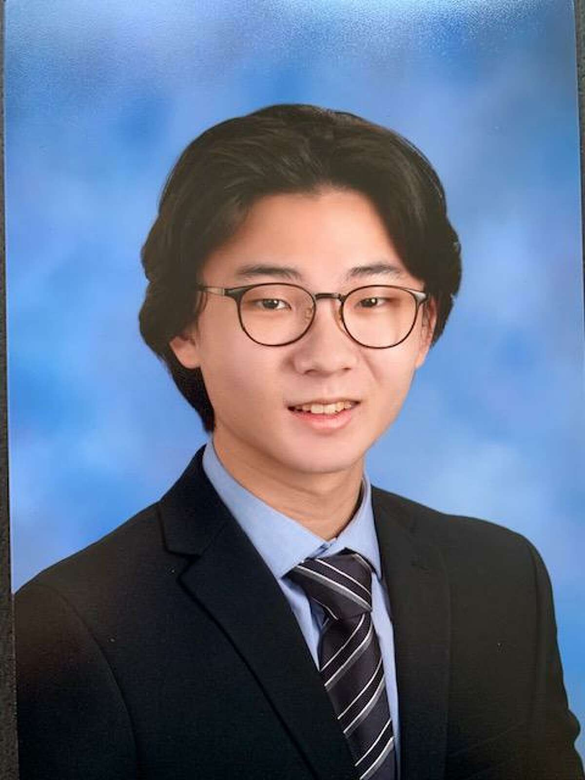 Gerald Kim, who is from Fairfield, is one of four winners of The Hartford Symphony Orchestra's 43rd Young Artists Competition.