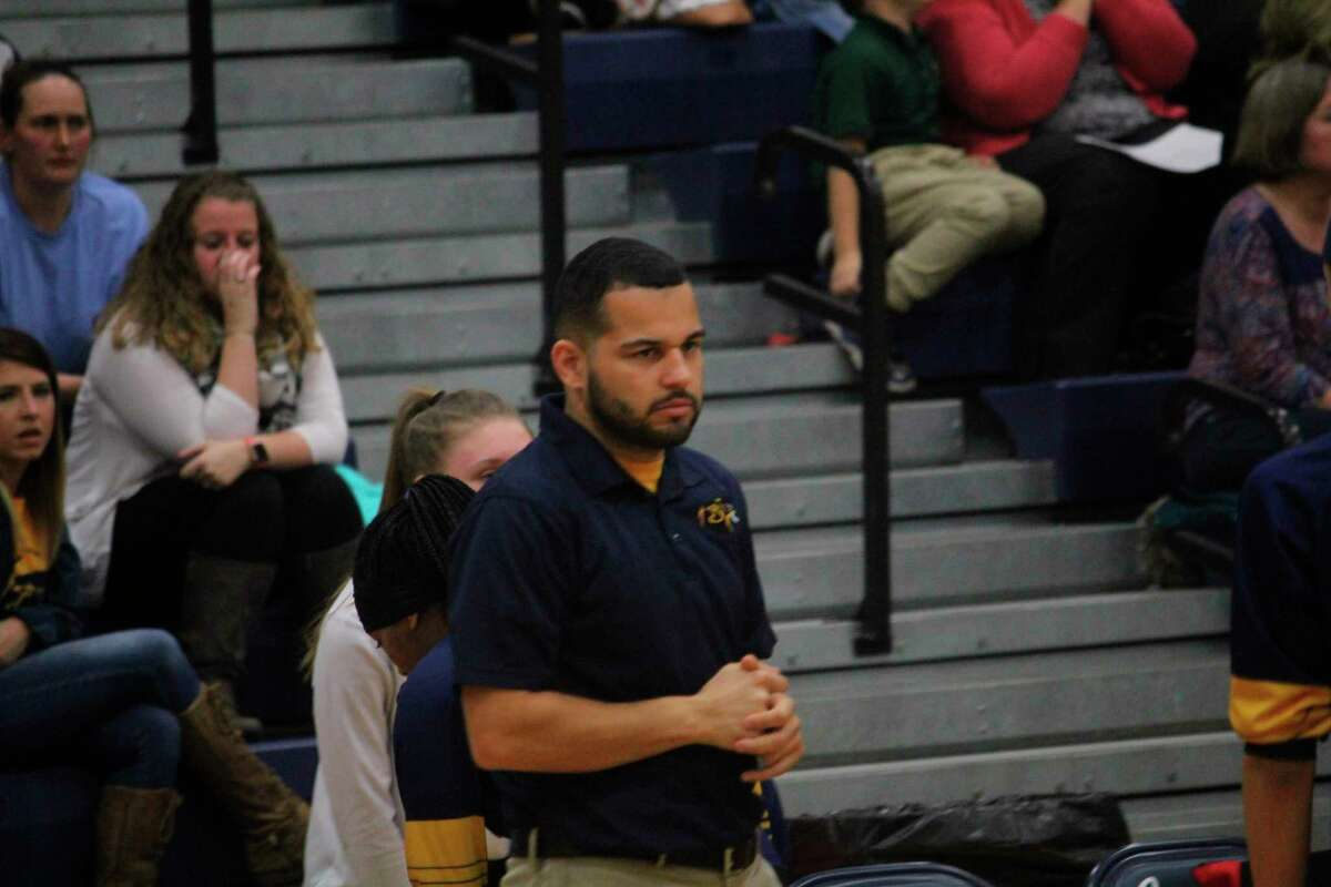Duane Roberts will return for another season as Baldwin's volleyball coach. (Star file photo)