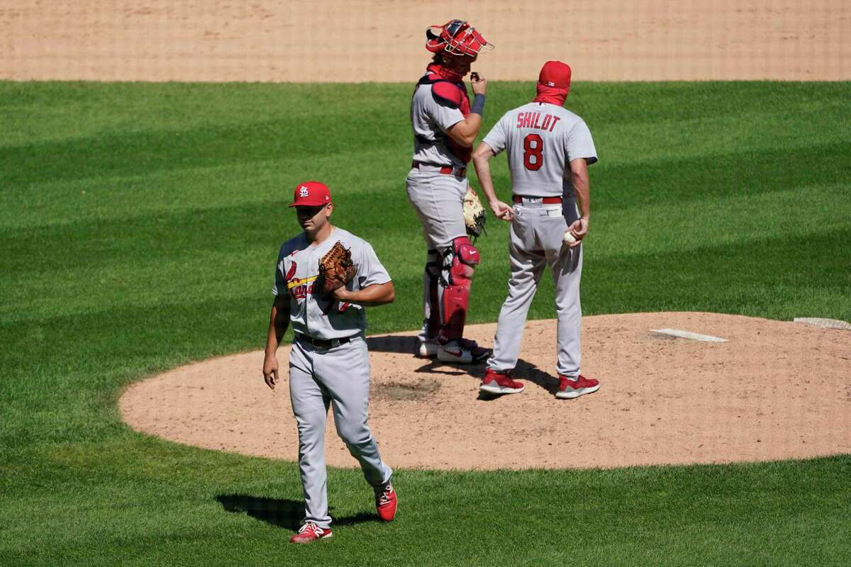 Laredo native and St. Louis Cardinals relief pitcher Roel Ramirez made his second MLB appearance on Wednesday.