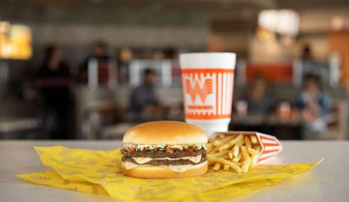 Whataburger is bringing back the fan favorite Pico De Gallo burger for a limited time.