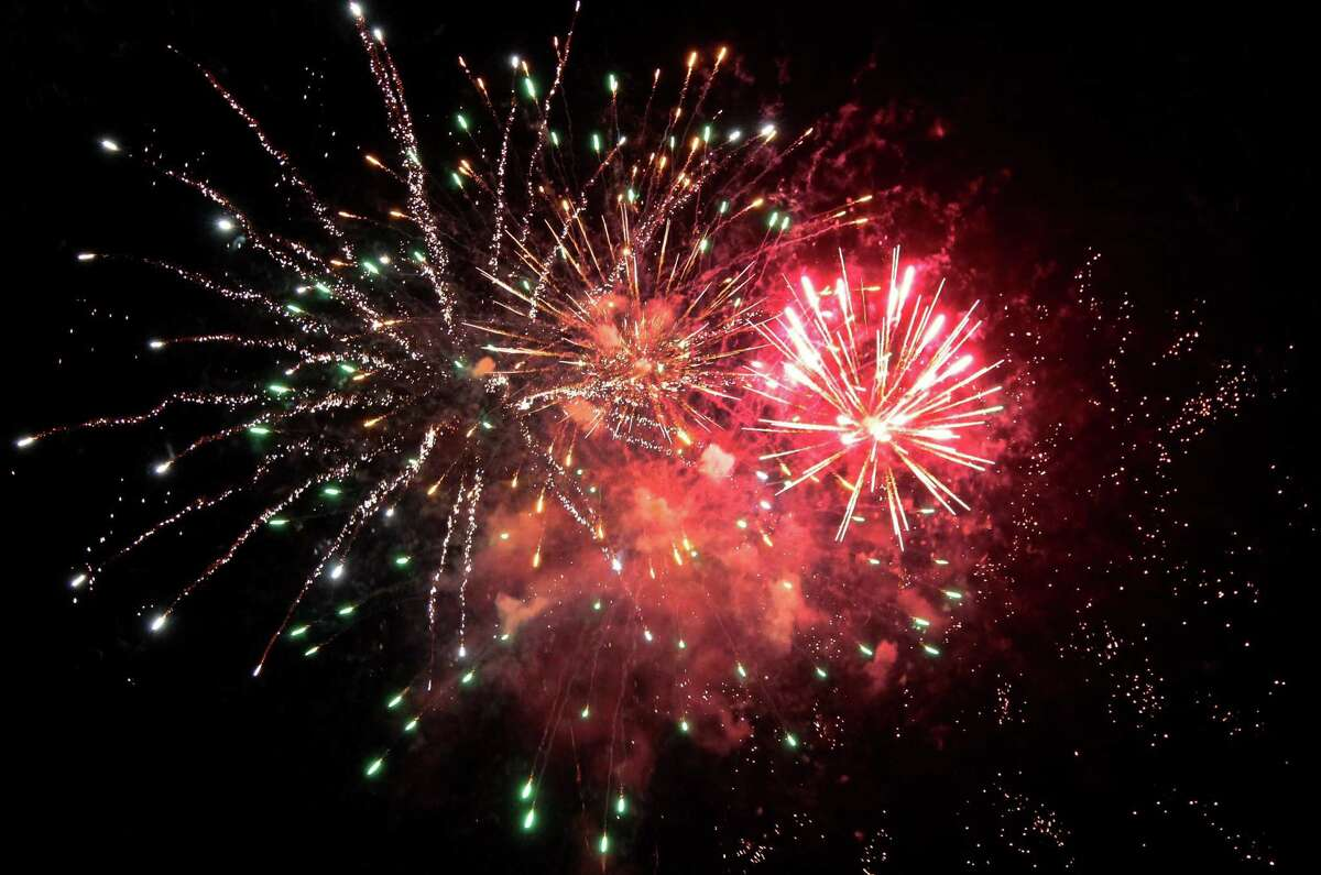 Officials delayed Madison's annual fireworks display from Friday to Monday, citing the likelihood of rain and thunderstorms.